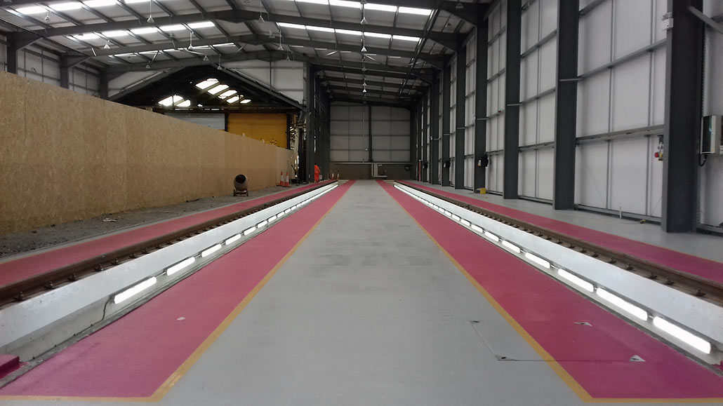 Insitue Resin Flooring Midland Industrial Flooring Limited