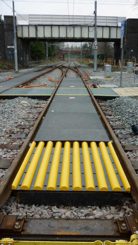 Track Crossings Midland Industrial Flooring Limited