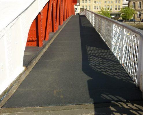 Newcastle Swing bridge - MIF ACME Panels