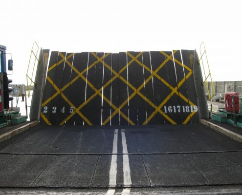 No.5 Berth Vehicle Ramp Dover - Cicol NT