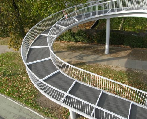 Stepped ramps - Deer Park Richmond - MIF Grip NT