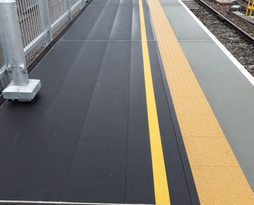MIF GRIP GRP - Westbury Platform